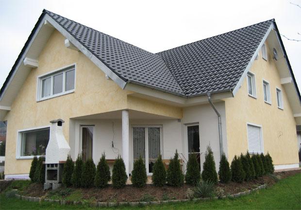 Einfamilienhaus Mit Garage Penner Fedrau